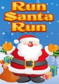 Run Santa Run mobile app for free download