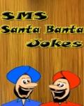 SMS Santa Banta Jokes mobile app for free download