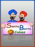 Santa Banta Jokes 240x400 mobile app for free download