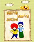Santa Banta Jokes (176x220) mobile app for free download