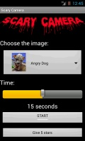 Scary Camera mobile app for free download
