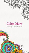 Secret Garden Coloring Book for Adults   Stress Relieving Color Therapy by ColorDiary mobile app for free download
