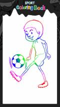 Sport Coloring Book mobile app for free download