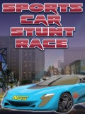 Sports Car Stunt Race mobile app for free download