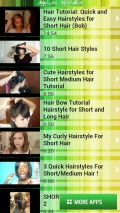 Styles for Short Hair mobile app for free download