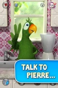 TALKING PARROT mobile app for free download