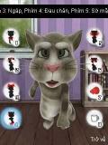 Talking Tom Cat 3 HD mobile app for free download