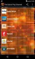 The Dance Pop Channel mobile app for free download
