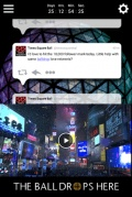 Times Square Official Ball App mobile app for free download