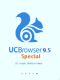 UC Browser 9.5 Special Edition mobile app for free download