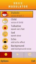 Voice Modulator