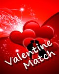 Valentine Match (176x220) mobile app for free download