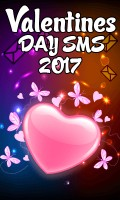 Valentines DAY SMS 2017 mobile app for free download