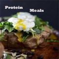 Veg Meals With Tons Of Protein mobile app for free download