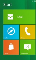 Windows 8 for Android v1.7 mobile app for free download