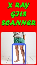 X Ray Girls Scanner Prank mobile app for free download