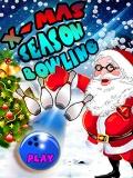 Xmas Season Bowling 320x240 mobile app for free download