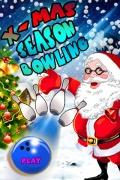 Xmas Season Bowling 360x640 mobile app for free download