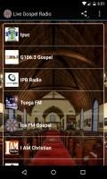 Live Gospel Radio Free mobile app for free download