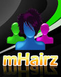 mHairz mobile app for free download