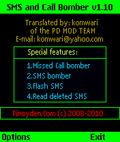sms flooder mobile app for free download
