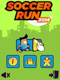 soccer run 2014 360x640 mobile app for free download