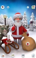 talking santas mobile app for free download