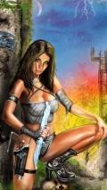 warrior girl mobile app for free download