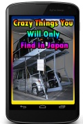 CrazyThingsYouWillOnlyFindInJapan mobile app for free download