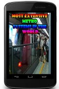 MostExtensiveMetroSystemsInTheWorld mobile app for free download