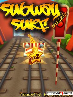 Subway Surf Puzzle Mania