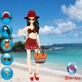 Mauritius Beach Dressup Free