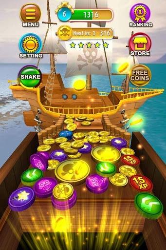 Pirate Coin Dozer 1.1