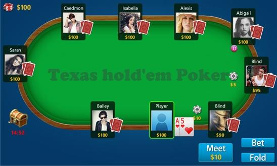 Texas Holdem Poker 1.1.0.0