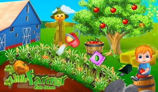 The Little Farmer Kids Game 1.0.0
