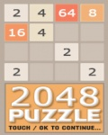 2048Puzzle mobile app for free download
