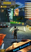3D City Run 2 mobile app for free download