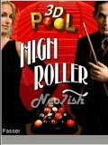 3D Pool High Roller mobile app for free download