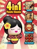 4 in 1 Puzzle Classics mobile app for free download
