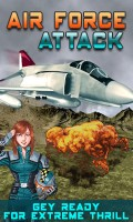 AIR FORCE ATTACK mobile app for free download