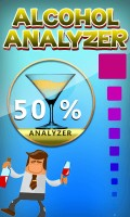 ALCOHOL ANALYZER mobile app for free download