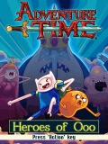 Adventure Time   Heroes of Ooo mobile app for free download