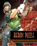 Afridi Puzzle mobile app for free download