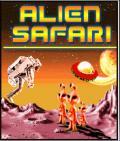 Alien Safari 176x208 mobile app for free download