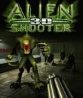 Alien Shooter3D 176x208 mobile app for free download