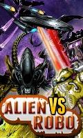 Alien Vs Robo   Free Download (240x400) mobile app for free download