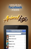Animalize mobile app for free download