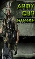Army Gun Strike   Free Game (240 x 400) mobile app for free download