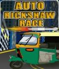 Auto Rickshaw Race  Free (176x208) mobile app for free download
