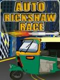 Auto Rickshaw Race  Free (240x320) mobile app for free download